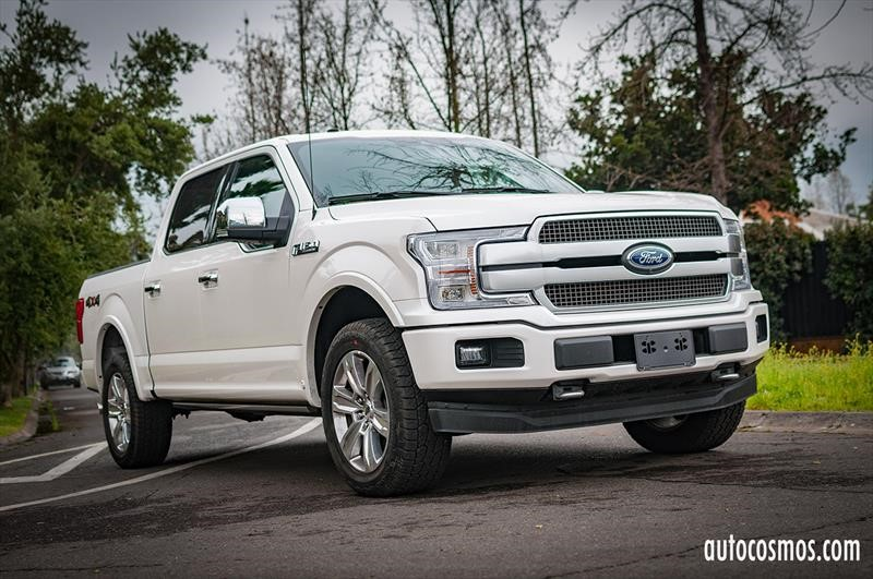 Test Drive: Ford F150 Platinum 2019
