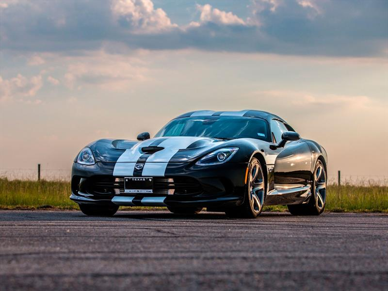 Dodge Viper Venom 800 por Hennessey Performance
