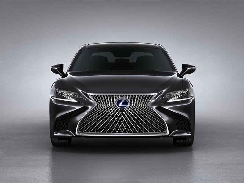 Lexus LS500h