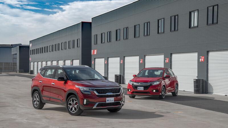 Honda HR-V vs KIA Seltos