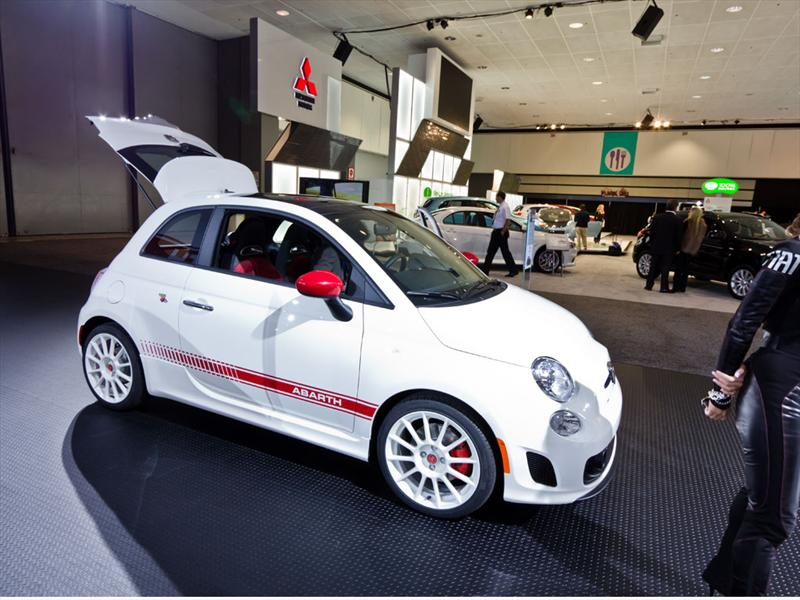 FIAT 500 Abarth 2013 Salón de Los Angeles