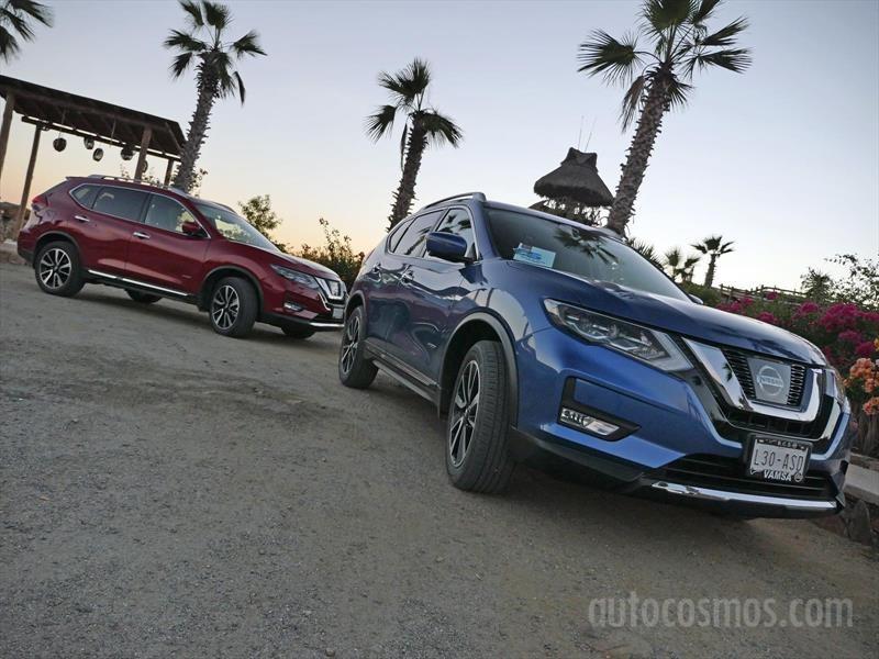 Nissan X-Trail Hybrid 2018