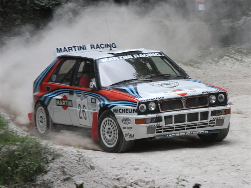 Top Ten: Lancia Delta Integralle