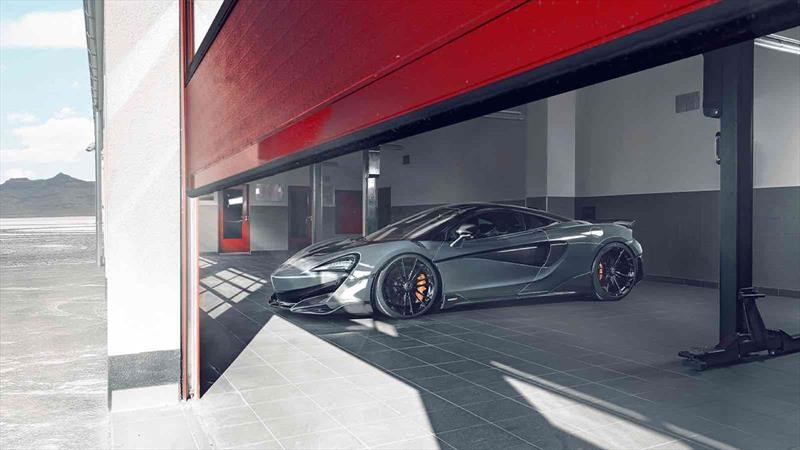 McLaren 600LT por Novitec