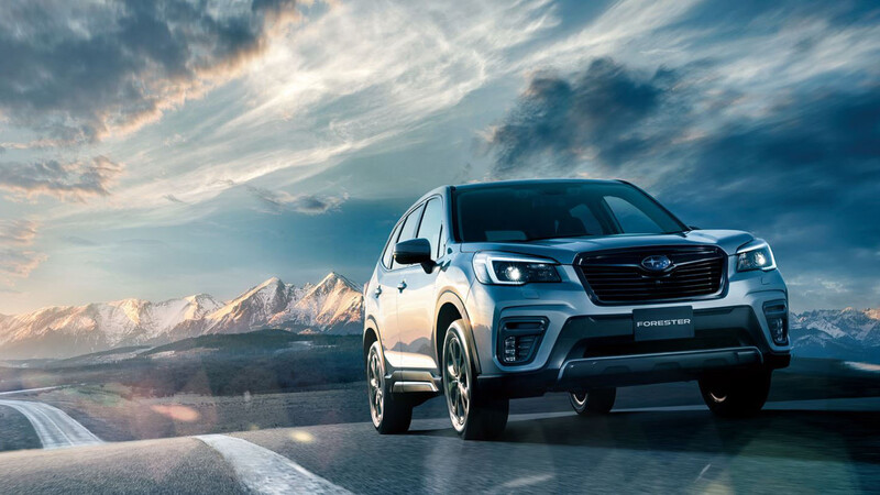 Subaru Forester Sport Turbo 2021