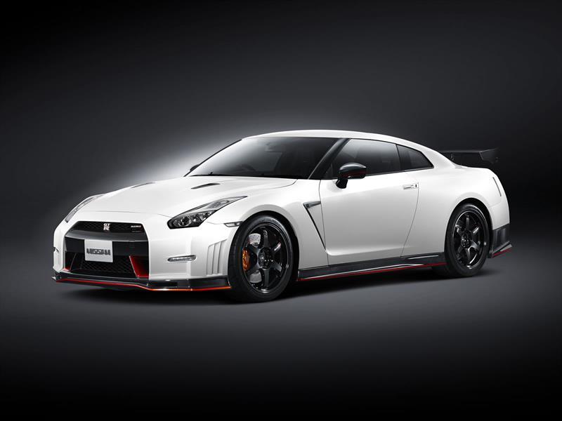Presentación Nissan GT-R Nismo 2014