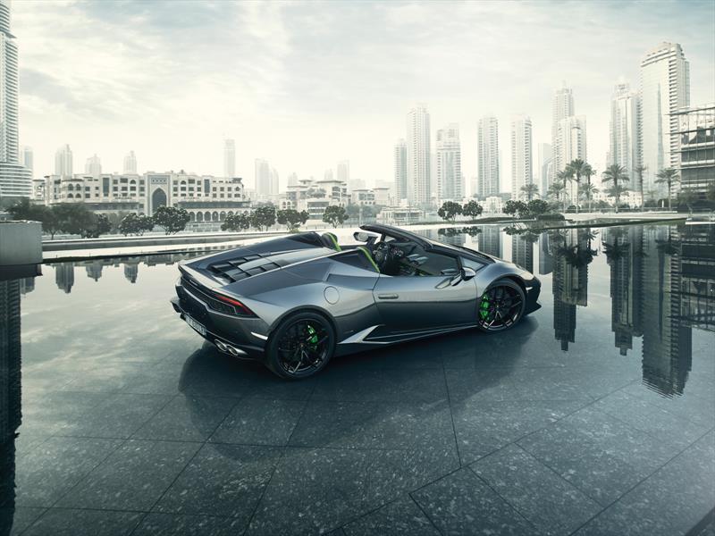 Lamborghini Huracán Spyder 2016