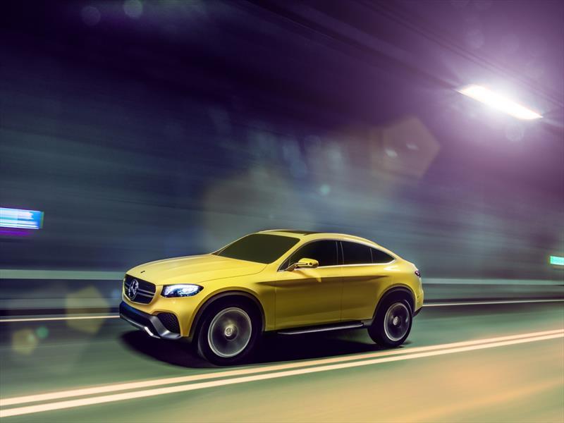 Mercedes-Benz Concept GLC Coupé Concept