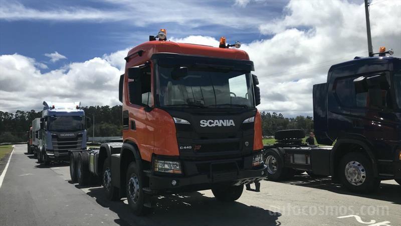 Nueva generación de camiones Scania