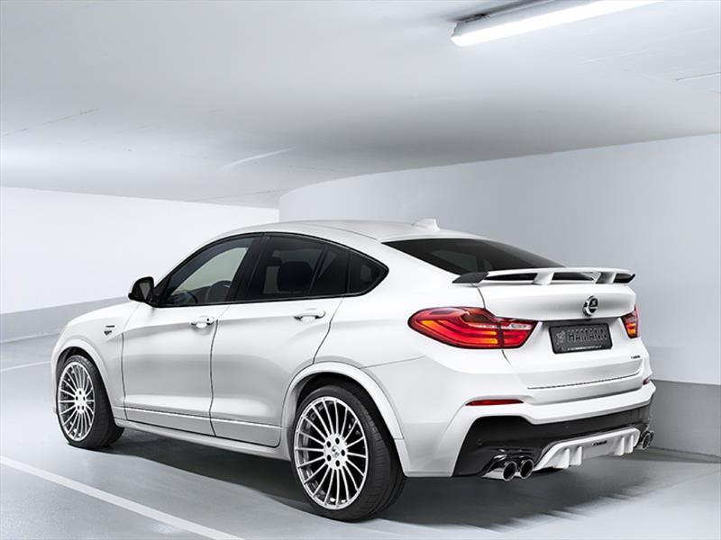 BMW X4 por Hamann Motorsport