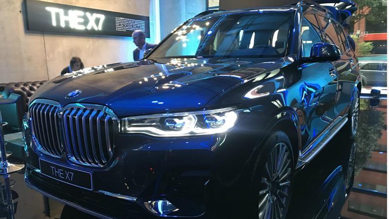 BMW X7 llega a Colombia