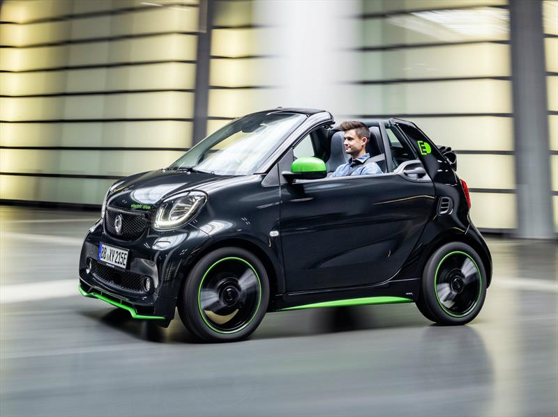 smart fortwo electric drive 2017
