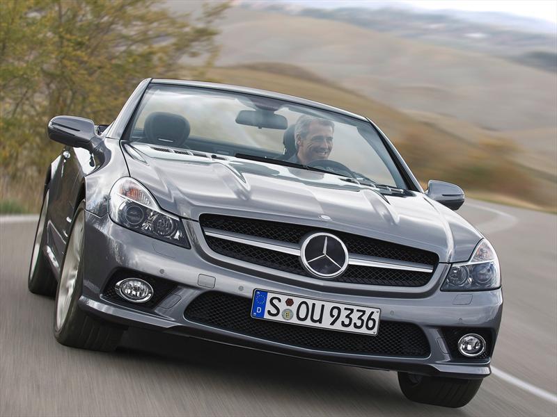 Los 10 menos confiables: Mercedes-Benz SL