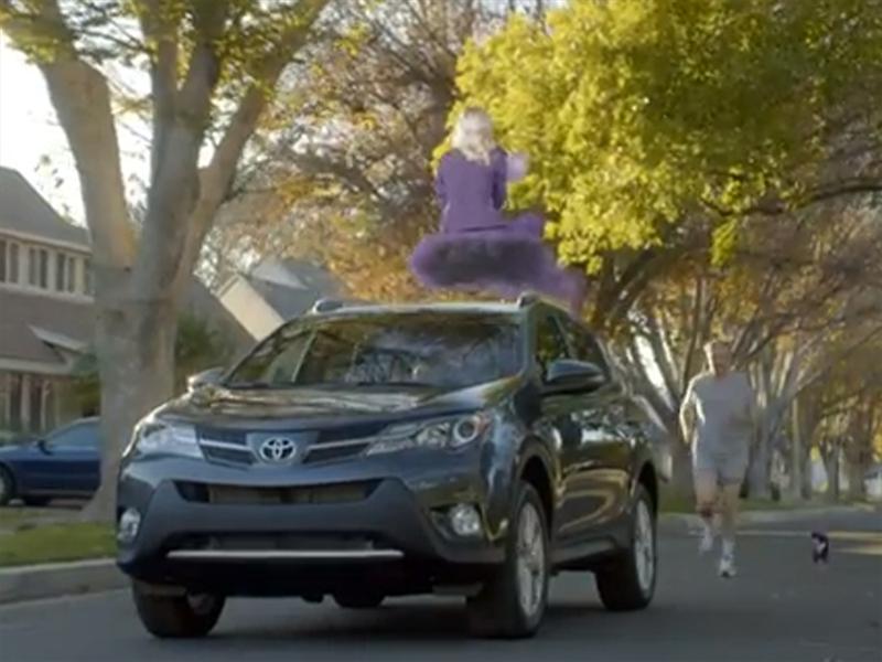 Top 10: Toyota RAV4