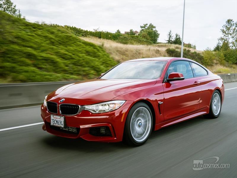 Manejamos el BMW Serie 4