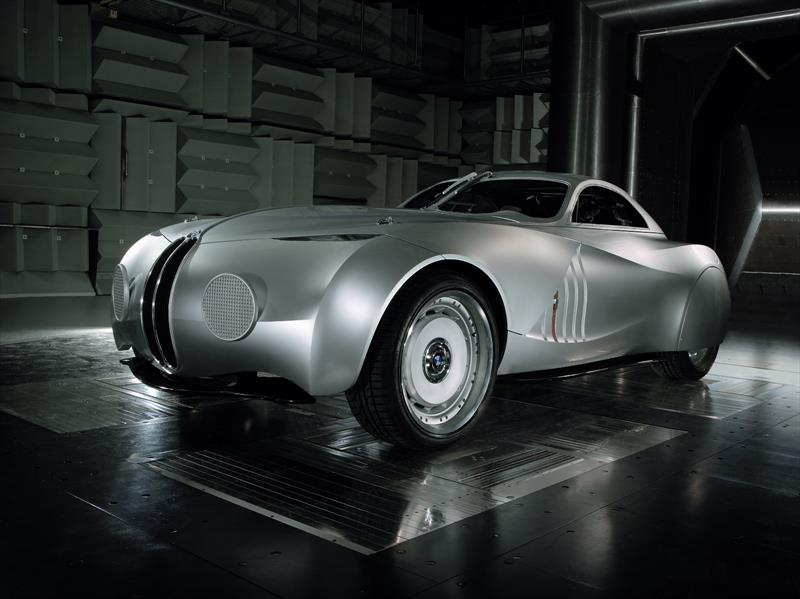 BMW Concept Coupe Mille Miglia -2006-