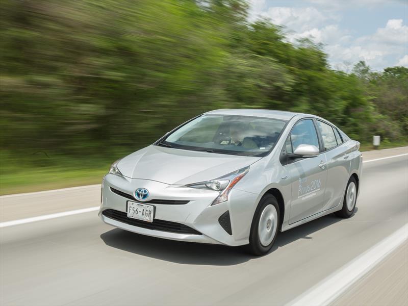 Toyota Prius Ruta 1650 kms