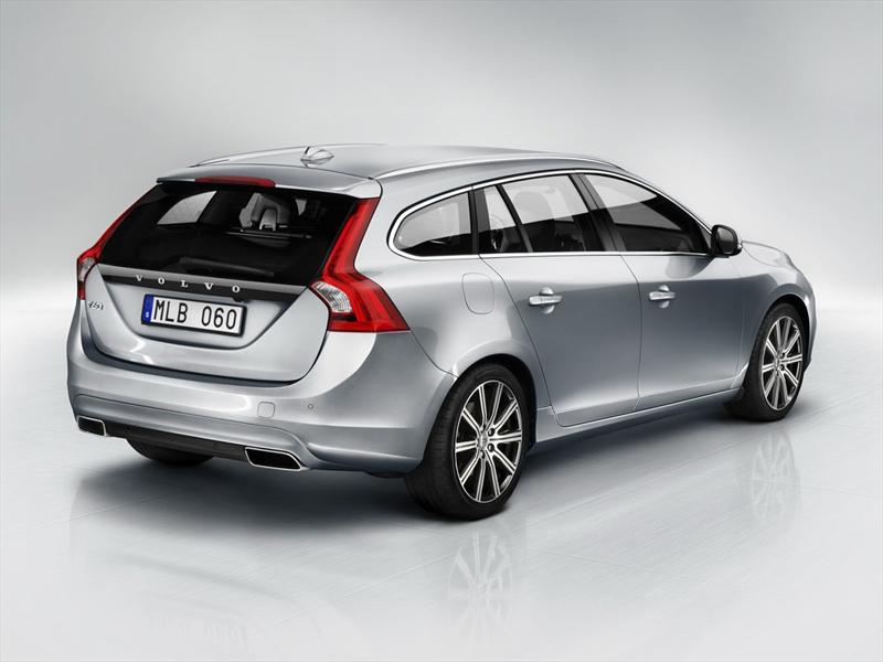 Volvo renueva sus modelos S60, V60 y XC60