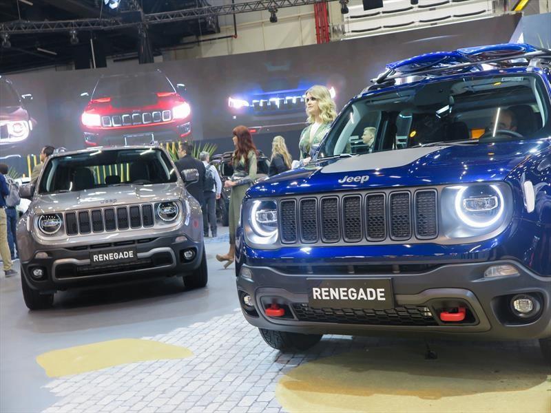 Jeep en San Pablo 2018