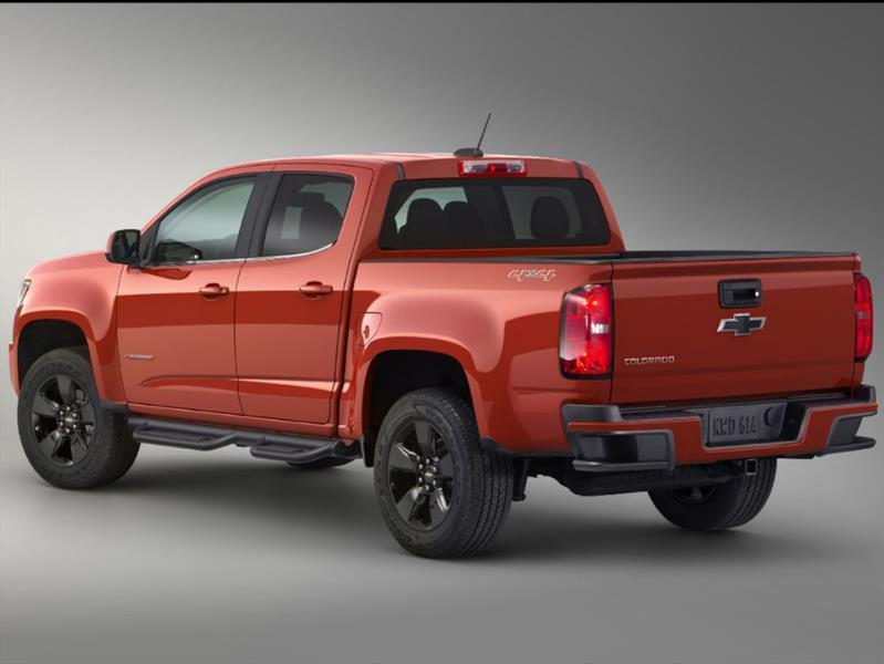 Chevrolet Colorado GearOn Edition 2015