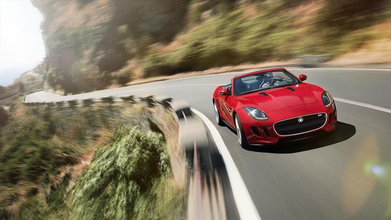 Jaguar F-Type se presenta en el Salón de París
