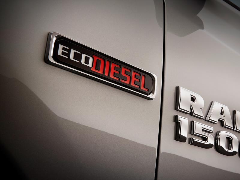 Ram 1500 Ecodiesel HFE 2015