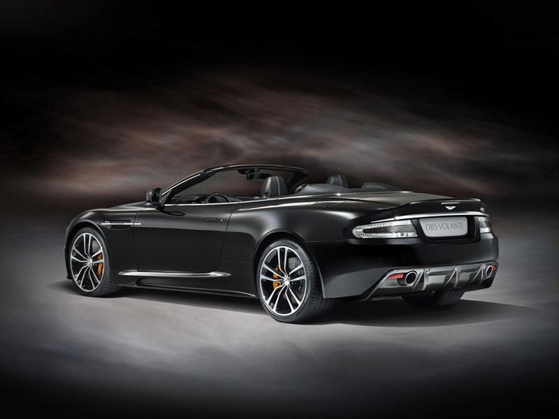 Aston Martin DBS Carbon Edition en Frankfurt 2011