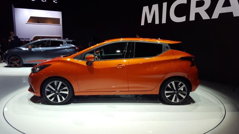Nissan Micra / March 2017