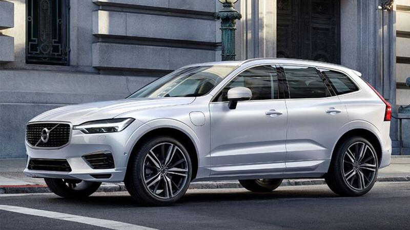 Volvo XC60 Recharge 2021