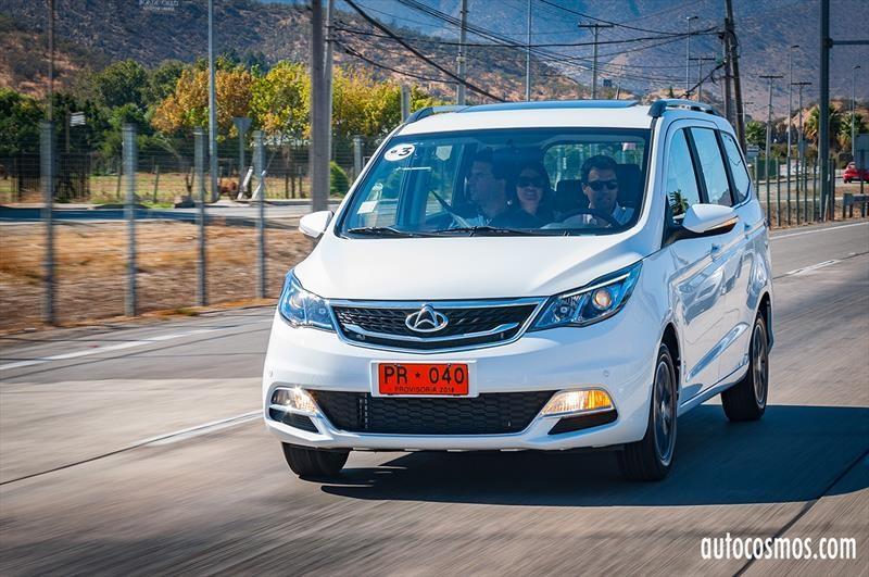Changan A500 - Lanzamiento en Chile