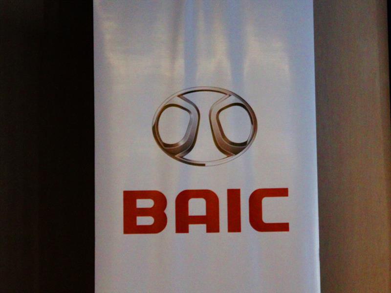 BAIC Presentación en Chile