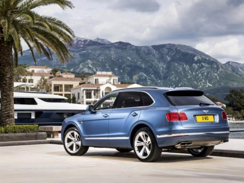 Bentley Bentayga diésel 2017