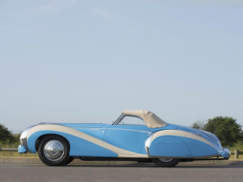 Talbot-Lago T26 Grand Sport Cabriolet 1948