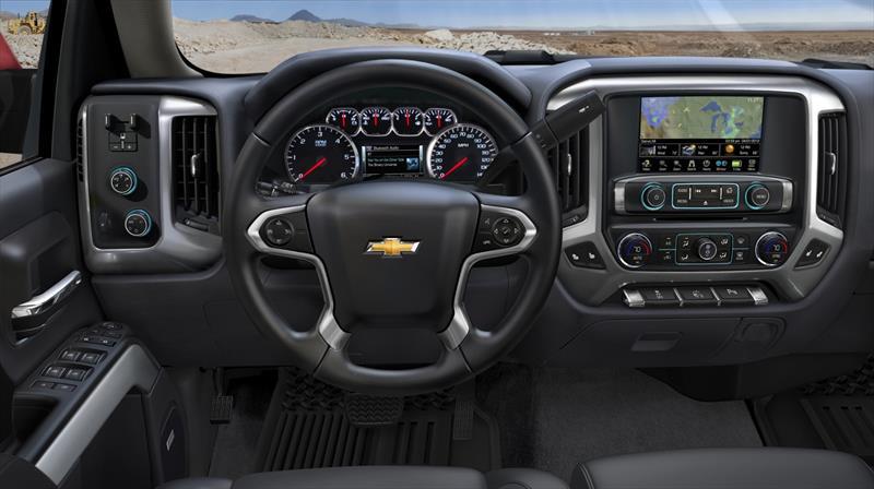 Chevrolet Silverado 1500 2015