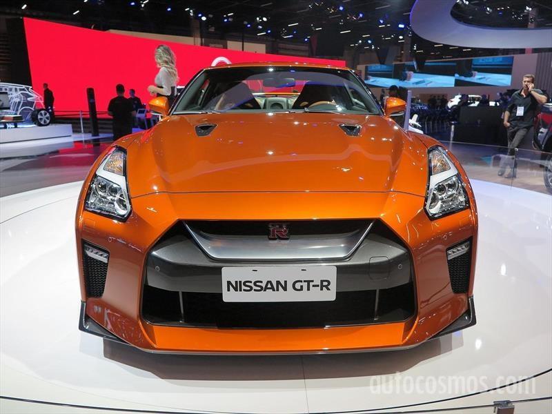 Nissan en el Salón de San Pablo 2018
