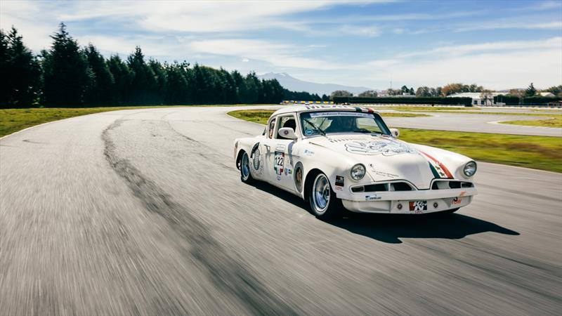 Studebaker Champion 1953 La Carrera Panamericana