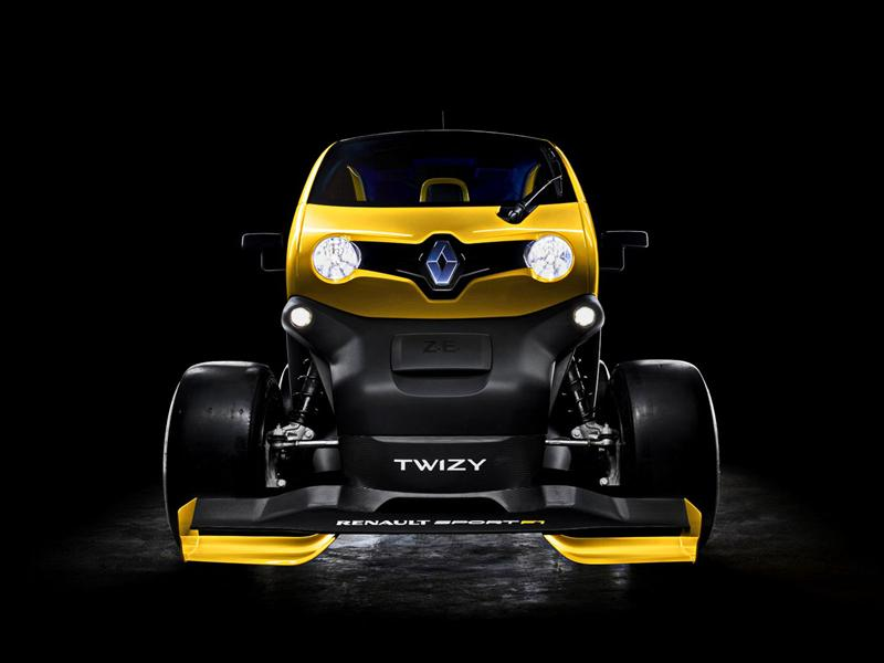 Renault Twizy R.S. F1 Concept