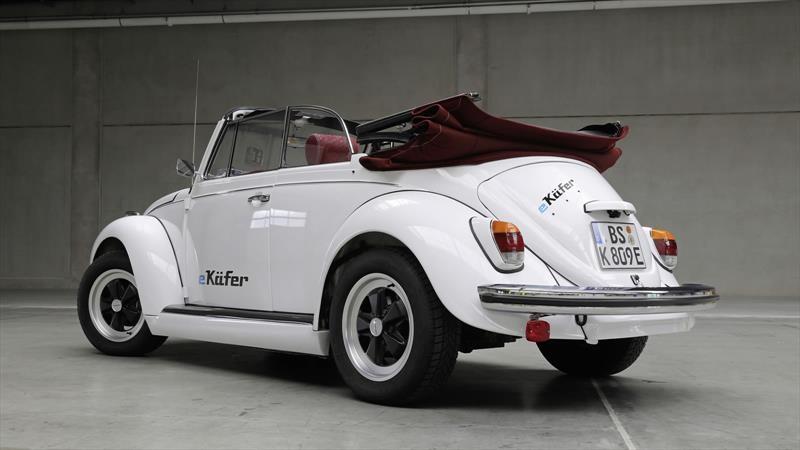 Volkswagen e-Beetle (un Vocho eléctrico)