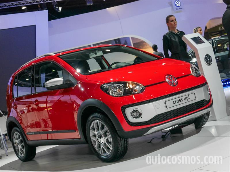 Volkswagen en el Salón de Buenos Aires 2015