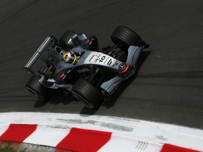 Fórmula 1 en circuito
