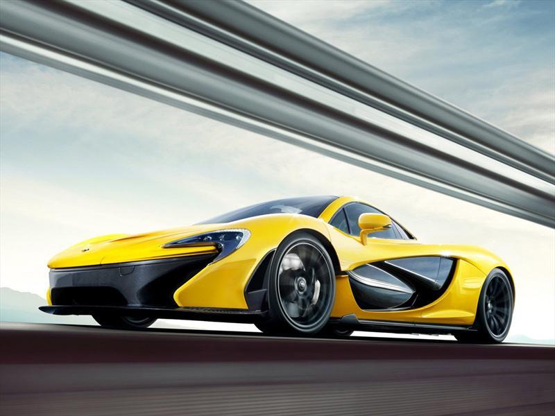 McLaren P1 de producción