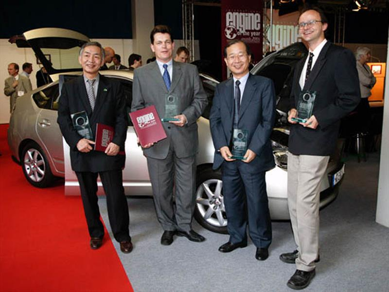 El Toyota Prius colecciona premios y logros