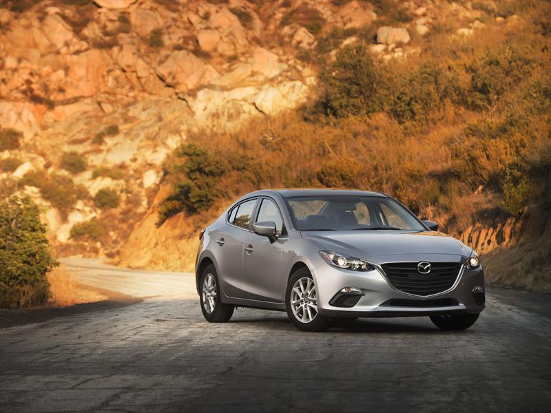 Nuevo Mazda3 2014