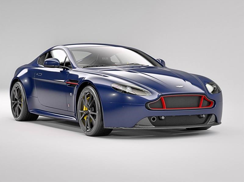 Aston Martin Vantage S Red Bull Edition