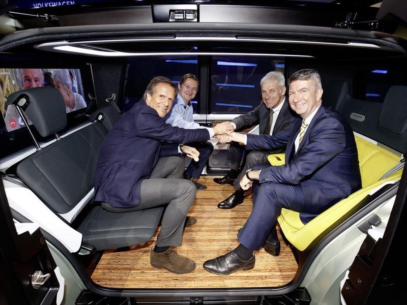 Volkswagen Group Sedric Concept