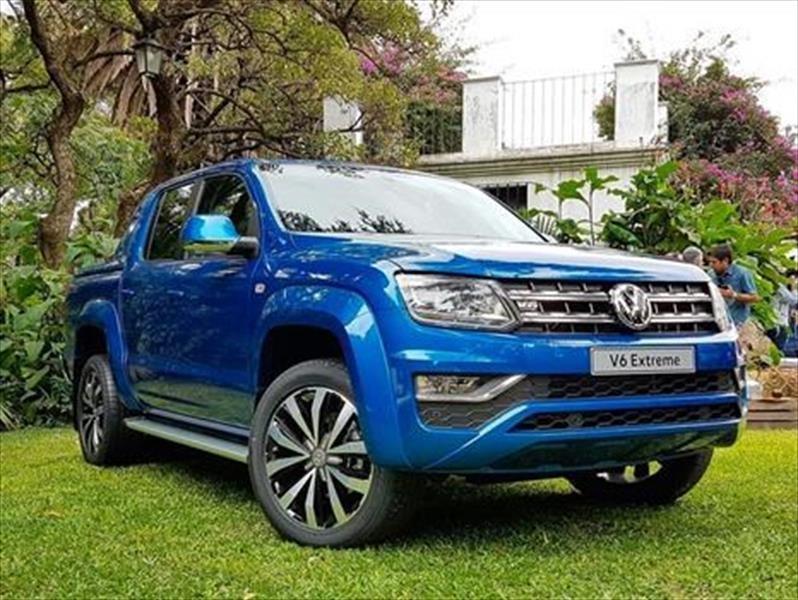 VW Pick-ups: Amarok