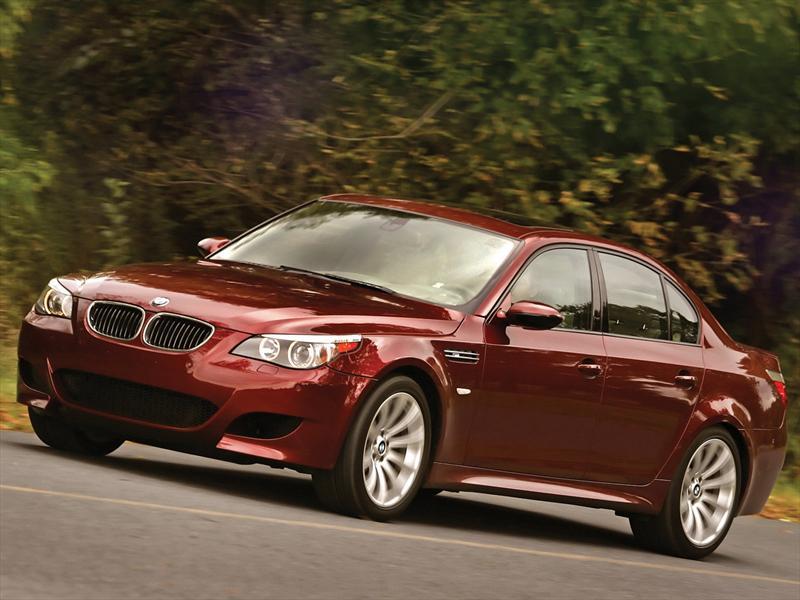 Los 10 menos confiables: BMW M5