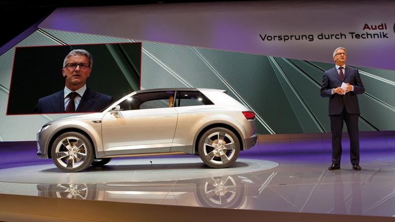 Audi Crosslane Concept