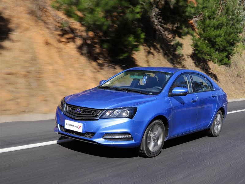 Geely Emgrand 7 2019