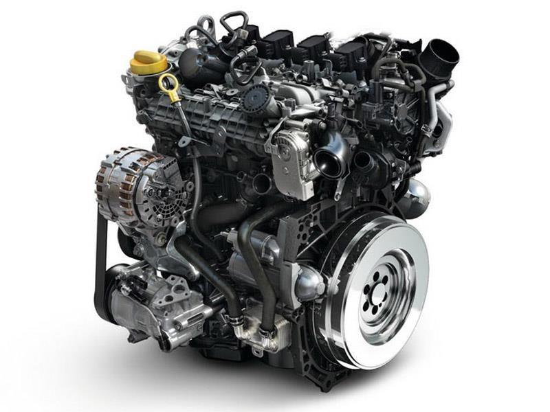 Motor 1.3 L Renault-Nissan y Daimler AG